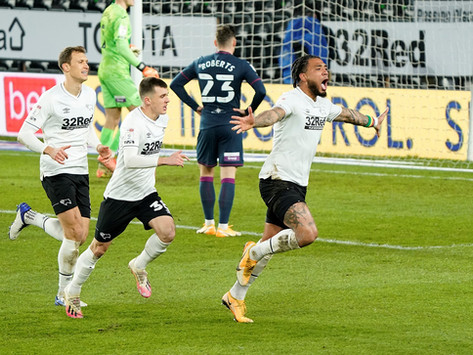 First-half double sees Rams earn crucial win over Swansea