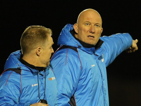 REPORT/HIGHLIGHTS: Reeves earns Alfreton a point