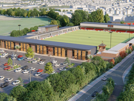 Exciting times continue at Ilkeston Town with 4G pitch to be laid