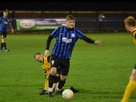 Walker's double sends Long Eaton to the top