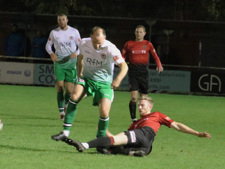 Milner's the man for Mickleover in narrow win to extend run