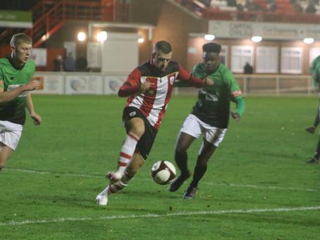 Second-half fightback sees Leek topple Ilkeston