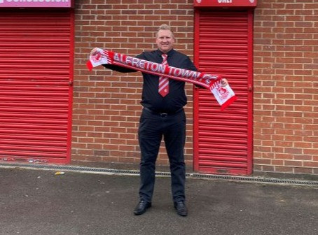 New CEO is appointed at Alfreton Town