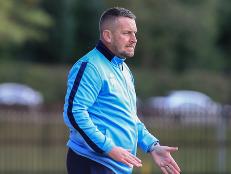 Phillips satisfied with Matlock Town squad as pre-season gets going