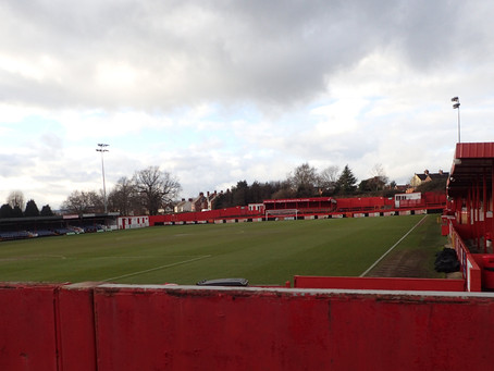 Alfreton progress in FA Trophy as Bedford are forced to forfeit