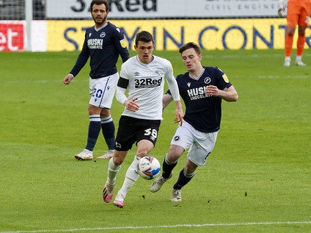Toothless Rams go five games without a win as Millwall prevail