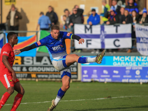 FEATURE: Matlock skipper Hughes on mental health, lockdown and playing football