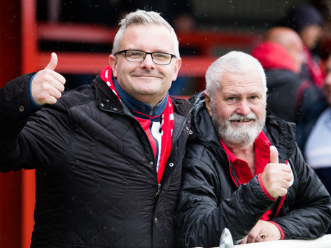 GALLERY: Ilkeston v Hartlepool United in the FA Cup