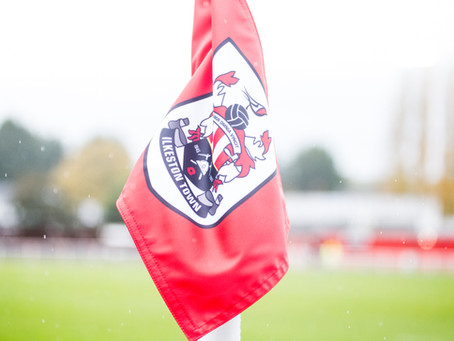 Ilkeston Town withdraw from FA Trophy tie over COVID concerns