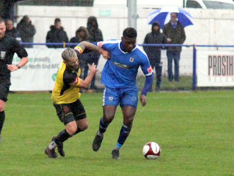 Belper go top after victory at Glossop