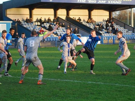 Long Eaton reach round four of the Vase for the first time