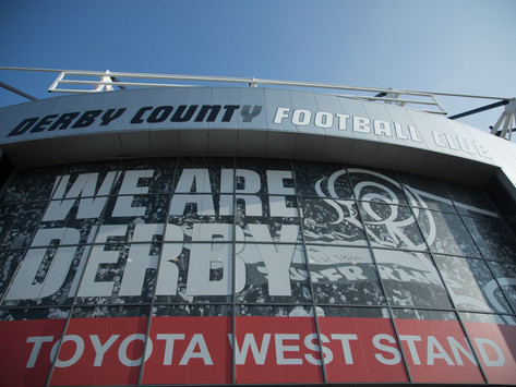 RAMS LIVE: Derby County v Huddersfield Town as it happens