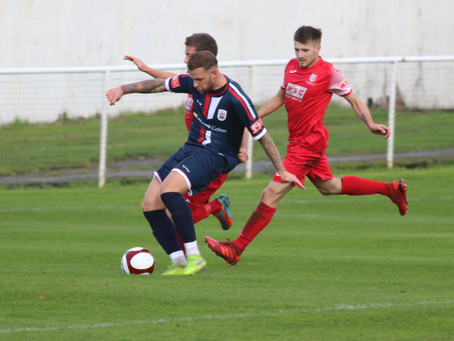 REPORT: Ilkeston remain unbeaten as they put five past Drayton
