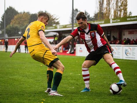 Ilkeston cup run ends as Hartlepool ease through