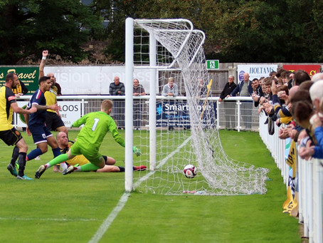 Belper and Ilkeston share the spoils in Bank Holiday derby