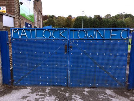 Looking back on another curtailed season at Matlock Town