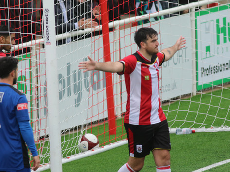 Ilkeston are in gr-eight form to destroy Histon