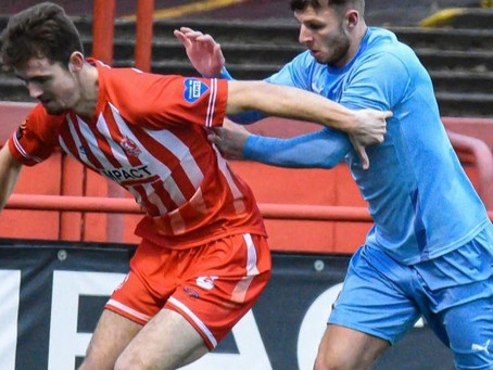 First-half blitz gives Alfreton win over Farsley