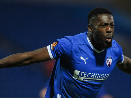 Determined Spireites earn 1-0 victory over Altrincham