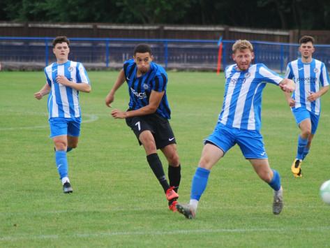Long Eaton ease past Holbeach in FA Cup