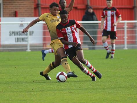 Ilkeston U19s prove too strong for Basford