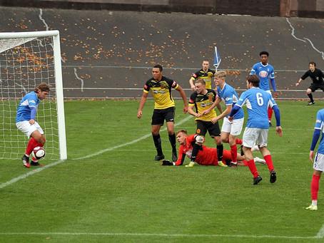 Belper exit FA Trophy on penalties as Newcastle prevail