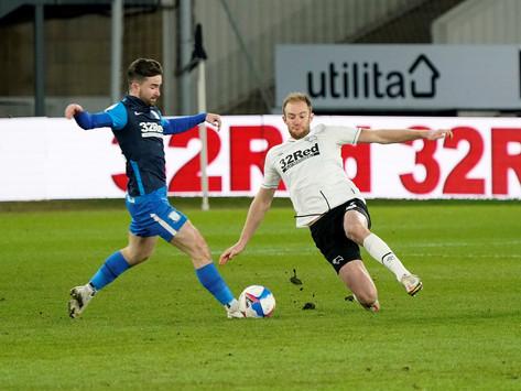 Rooney frustrated by last-gasp Preston winner