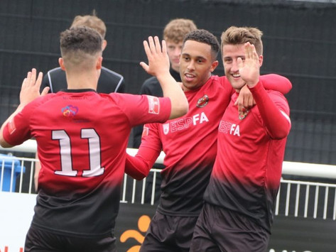 Mickleover bounce back with win over Hyde
