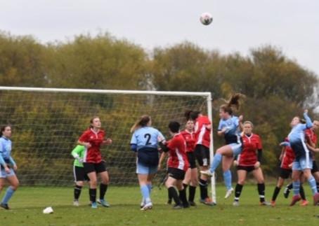 Wirksworth go top of Derbyshire Ladies League