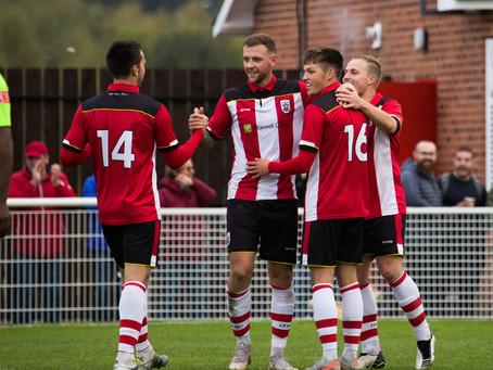 GALLERY: Ilkeston overcome Kempston Rovers in FA Trophy