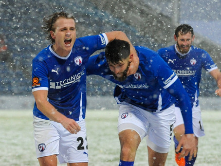 Storming Spireites are too good for Moors