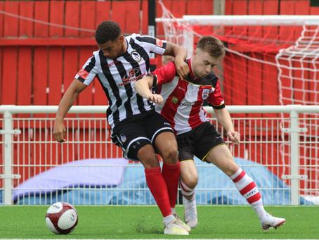 Ilkeston round off pre-season with draw against Coalville