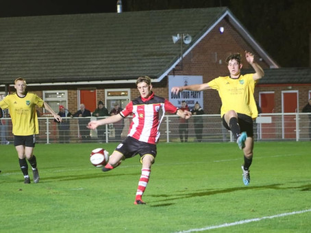 Ilkeston bow out of the FA Youth Cup
