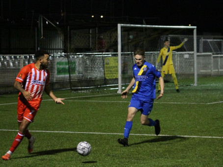 Linnets prove too good for Alfreton in Trophy