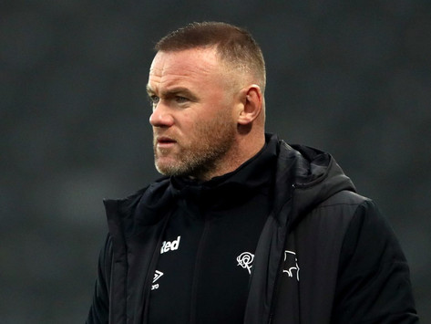Wayne Rooney is confirmed as permanent Derby County boss