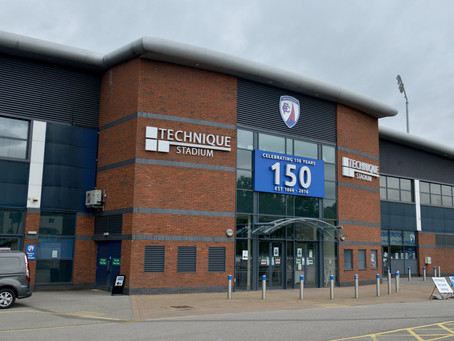 Chesterfield's trip to Bromley is postponed but Whittle signs up
