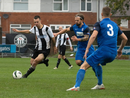 Late blow sees Heanor lose at home to Teversal