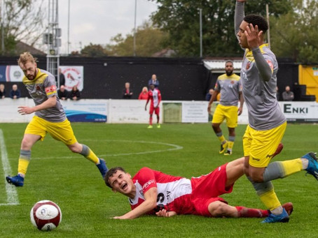 Mickleover ease past Robins to seal first away win