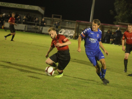 REPORT: Mickleover prove too strong for Witton to gain first win