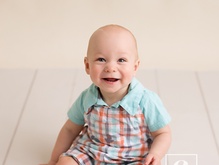 East Lansing, MI Photographer // [L] turns ONE!