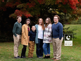 [T] Fall Family Session