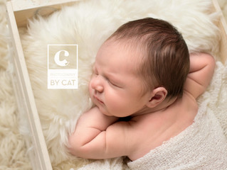 Lansing Newborn // [B] Newborn