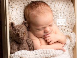 Lansing Newborn Photographer // [N] Newborn