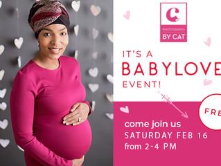 Okemos, MI Photographer // Baby Love Maternity Event