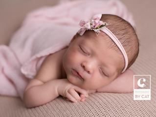 East Lansing, MI Photographer // [K] Newborn
