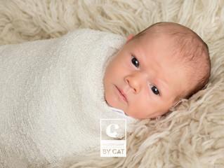 Lansing Newborn Photographer // [Z] Newborn