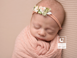 Photographer in Lansing, MI // [E] Newborn