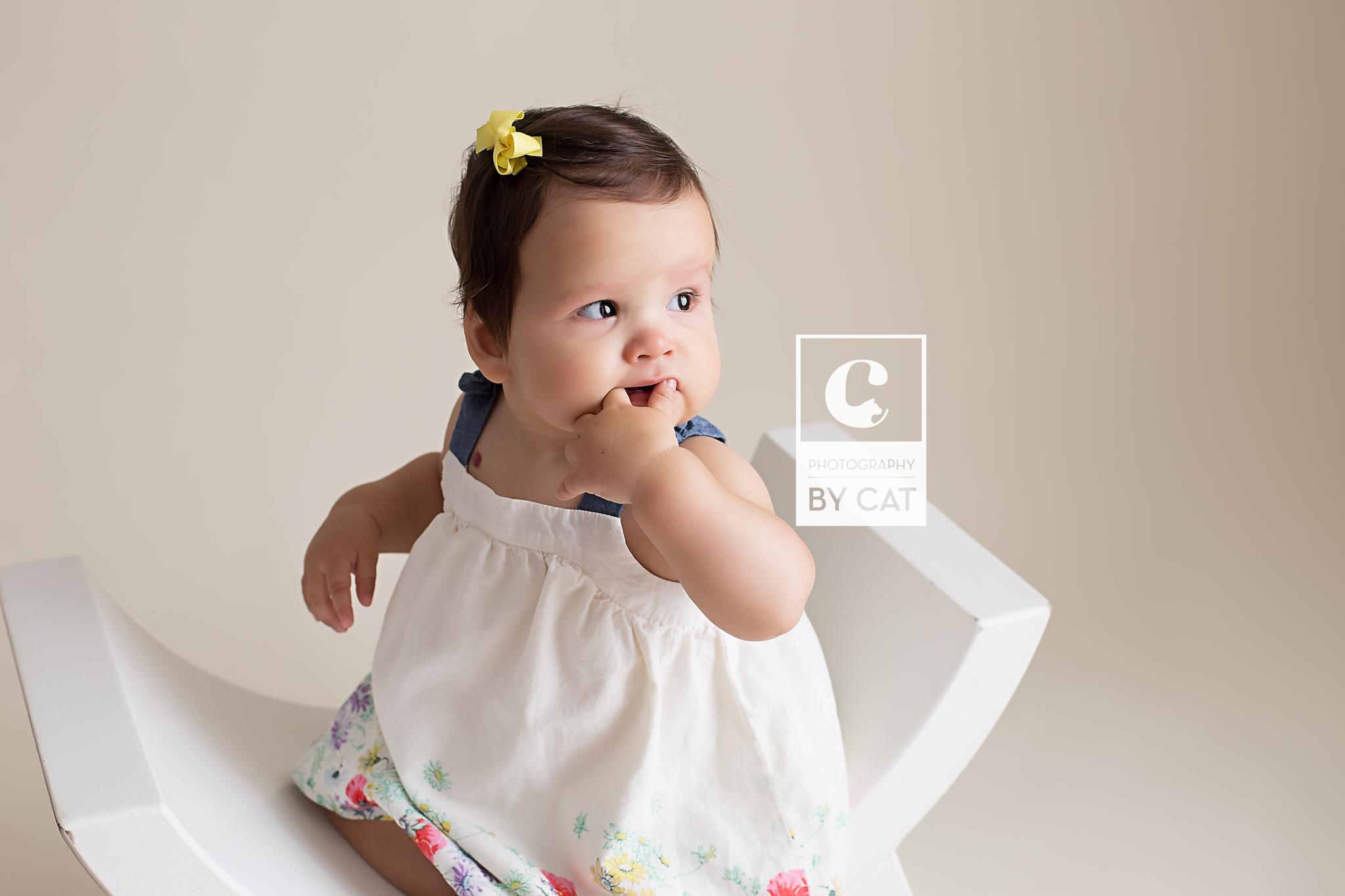 Lansing, MI Newborn Photographer