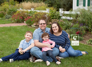 East Lansing, Michigan Photographer // [S] Family