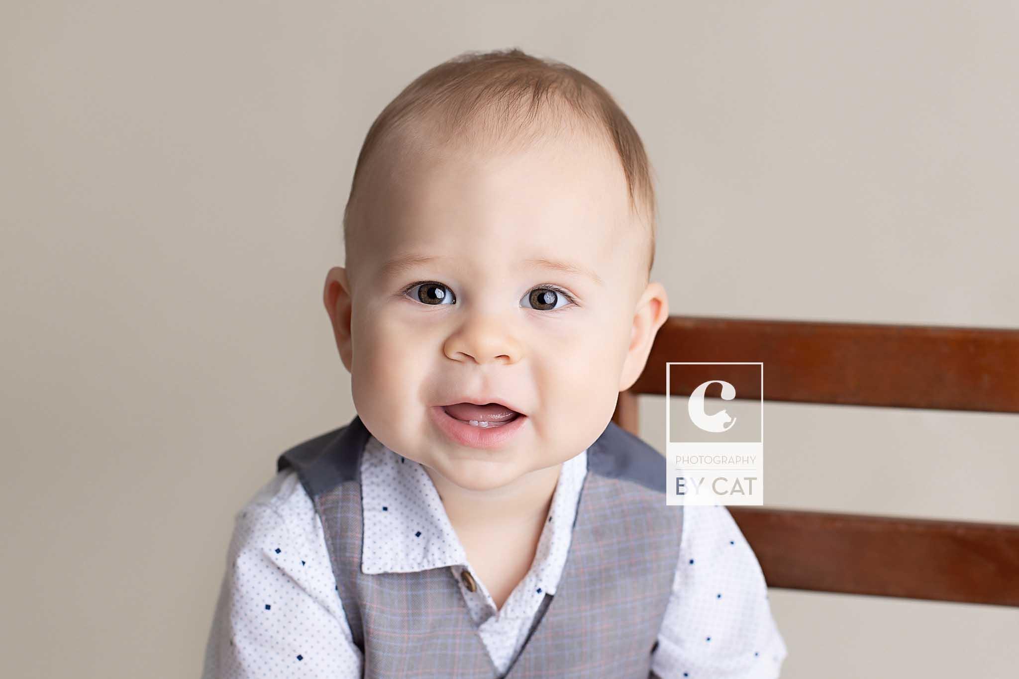 Lansing, Michigan Baby Photographer